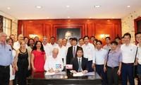 Presidente de Cuba afirma facilitar las inversiones vietnamitas