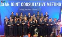 Celebran Reunión Consultiva Conjunta de la Asean