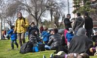 Grecia reducirá apoyo a refugiados