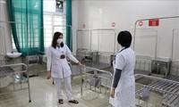 El décimo octavo paciente de Covid-19 en Vietnam a punto de recibir alta médica