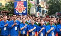 Hanói conmemora el 90 aniversario de su Comité del Partido Comunista y el 89 de Unión de Jóvenes Comunistas Ho Chi Minh