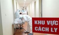 Nuevos casos de infección del Covid-19 en Vietnam