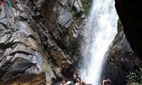La cascada de A'Nor, un destino que no pueden perderse en el centro de Vietnam