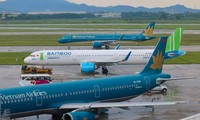 Suspenden vuelos internacionales de pasajeros a Vietnam