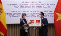 """Embajadora de España en Hanói: """"Muchas gracias, Vietnam"""""""