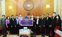 Recaudados más de 80 millones de dólares en donaciones para enfrentar Covid-19 en Vietnam