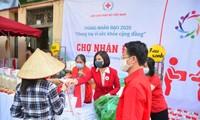 """Lanzan programa """"Mercado humanitario"""" en Hanói"""