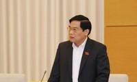 Parlamento vietnamita analiza programa nacional de desarrollo de las minorías y zonas remotas