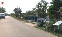 """Visitar la """"vía de mapas"""" en Binh Duong"""