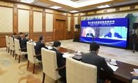 China y Unión Europea sostienen décima ronda de diálogo estratégico de alto nivel