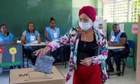 Celebran elecciones presidenciales en República Dominicana