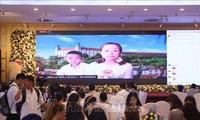 Realizan un puente televisivo para honrar a descendientes de los reyes Hung