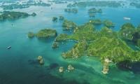 Bahía de Ha Long, entre las 50 maravillas naturales más hermosas del mundo