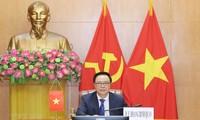 Vietnam asiste a videoconferencia internacional sobre seguridad y cooperación en medio del covid-19