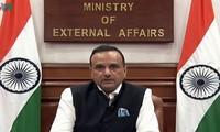 India apoya libertad de navegación marítima y aérea en el Mar Oriental