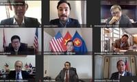 Reafirman la asociación estratégica entre la Asean y Estados Unidos
