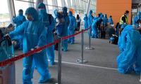 Repatrian a ciudadanos vietnamitas varados en Europa
