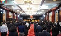 Realizan ritos funerarios y entierro del exdirigente partidista Le Kha Phieu