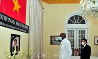 Rinden homenaje póstumo a Le Kha Phieu en países latinoamericanos