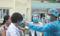 Vietnam reporta dos nuevos casos con covid-19