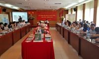 Exponen publicaciones sobre el presidente Ho Chi Minh en ocasión del Día de la Independencia de Vietnam