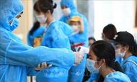 Vietnam registra tres nuevos casos importados de covid-19