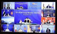Inauguración de la 53 Reunión de Ministros de Relaciones Exteriores de Asean y sus eventos relacionados