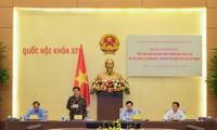 Asamblea Nacional y Gobierno de Vietnam se reúnen para abordar tema de tratados de libre comercio
