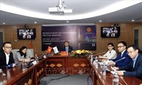 Efectúan conferencia de intercambio comercial en línea Vietnam-Mercosur