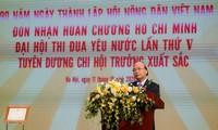 Celebran 90 aniversario del establecimiento de la Asociación de Agricultores de Vietnam