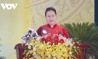 La presidenta de la Asamblea Nacional de Vietnam orienta el desarrollo de localidad central