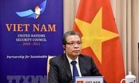 Vietnam se compromete a contribuir al mantenimiento de la paz en el golfo Pérsico