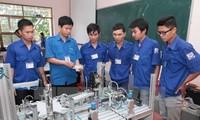 Promueven la transformación digital en la formación profesional en Vietnam