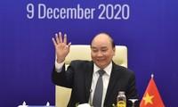 Premier vietnamita participa en cumbres importantes de la región