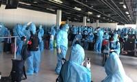 Repatriación de cerca de 350 ciudadanos vietnamitas desde diferentes continentes