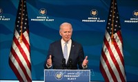Presidente electo de Estados Unidos presenta su gabinete económico y laboral