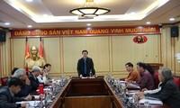 Condecorarán los trabajos periodísticos más destacados sobre la consolidación del Partido Comunista de Vietnam