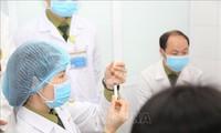 Vietnam suministra la segunda dosis de la vacuna contra el covid-19