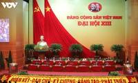 Inauguración del XIII Congreso Nacional del Partido Comunista de Vietnam