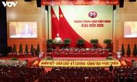 Delegados vietnamitas debaten las metas de desarrollo a corto plazo