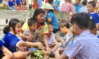 Garantizan un Tet cálido y próspero para las personas necesitadas en Vietnam