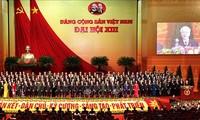 El éxito del XIII Congreso Nacional del PCV llama la atención del público internacional