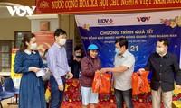 Garantizan un Tet próspero a compatriotas étnicos y familias pobres en el centro y el sur de Vietnam