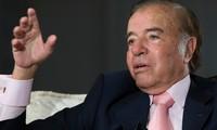 Argentina declara duelo nacional por el fallecimiento del expresidente Carlos Menem
