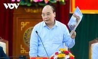 Premier vietnamita orienta el desarrollo socioeconómico en Phu Yen