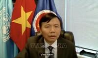 Vietnam llama a promover la Carta de la ONU por la paz y la seguridad mundiales