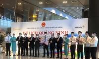 Vietnam Airlines reanuda los vuelos a aeropuerto internacional de Van Don