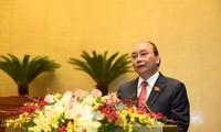 Premier vietnamita destaca los logros del Gobierno en el último mandato