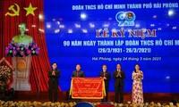 Efectúan actividades por el 90 aniversario de la Unión de Jóvenes Comunistas Ho Chi Minh