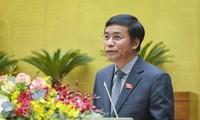 Reportan sobre los preparativos para las próximas elecciones parlamentarias
